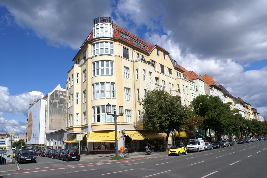 Markisen Am Kaiserdamm Berlin Mueller Gbr